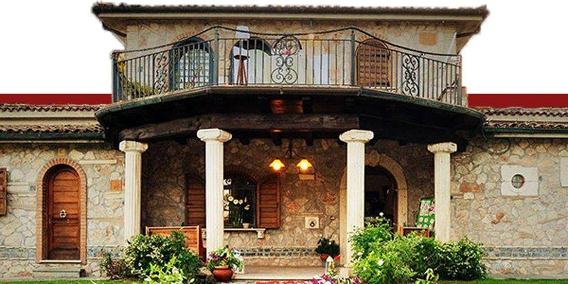 Villa di Veio