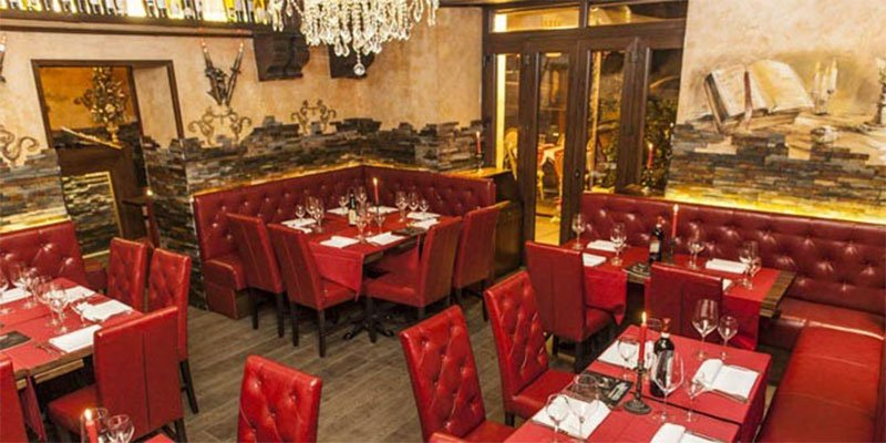 Al Gladiatore ristorante per Addio al Celibato Roma