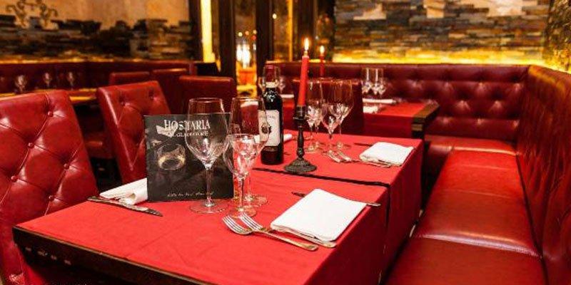 ristorante vista colosseo roma