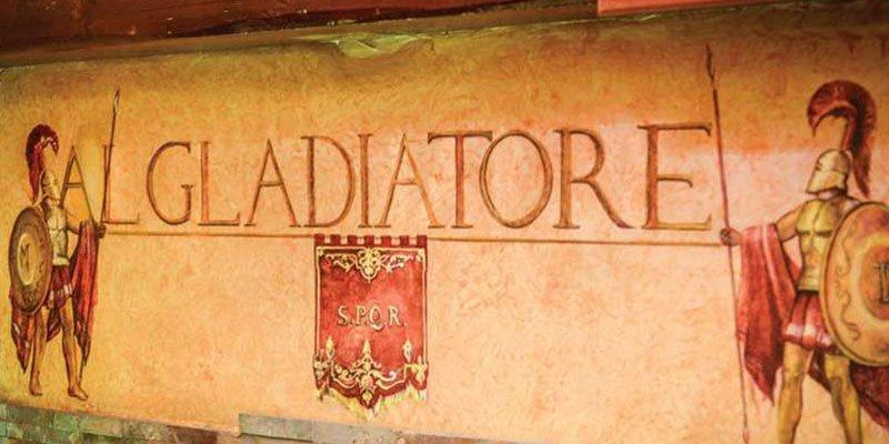 ristorante al gladiatore roma