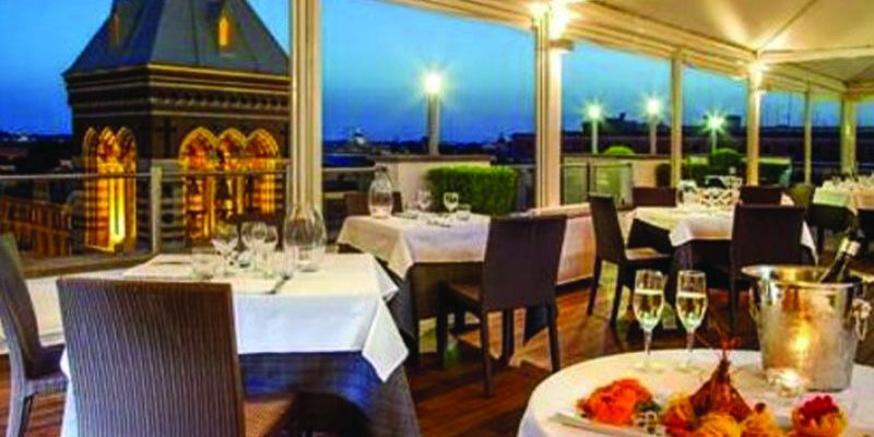 Serata Romantica al ristorante La Griffe