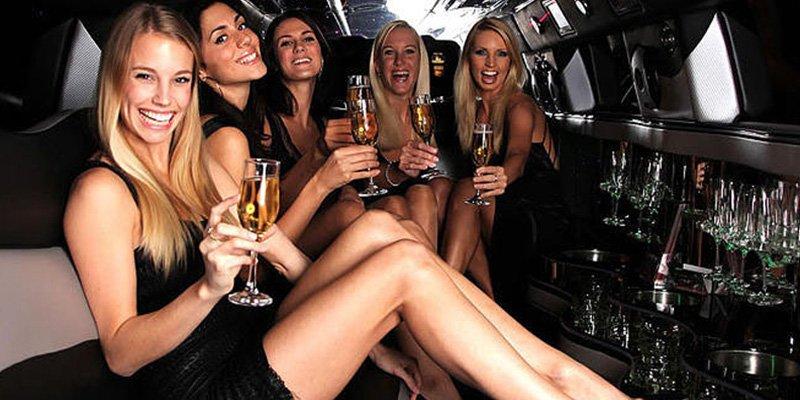 limousine per feste roma