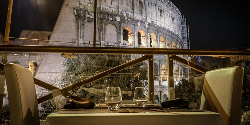 Ristorante royal colosseo roma