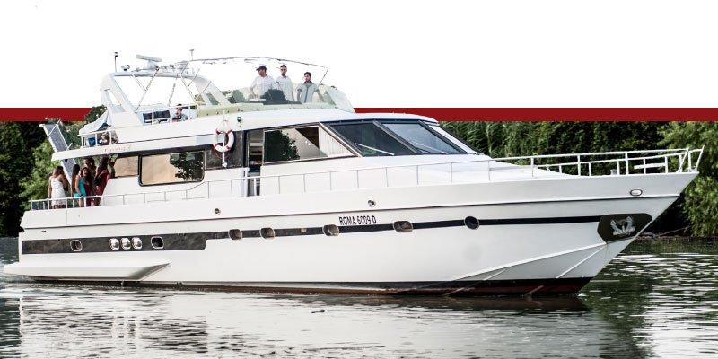 Yacht per Festa di 50 anni