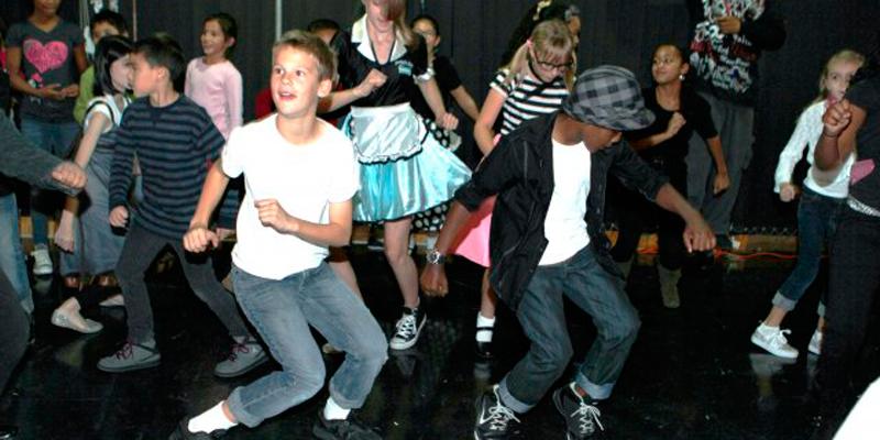 Baby dance alle Feste per bambini a Roma