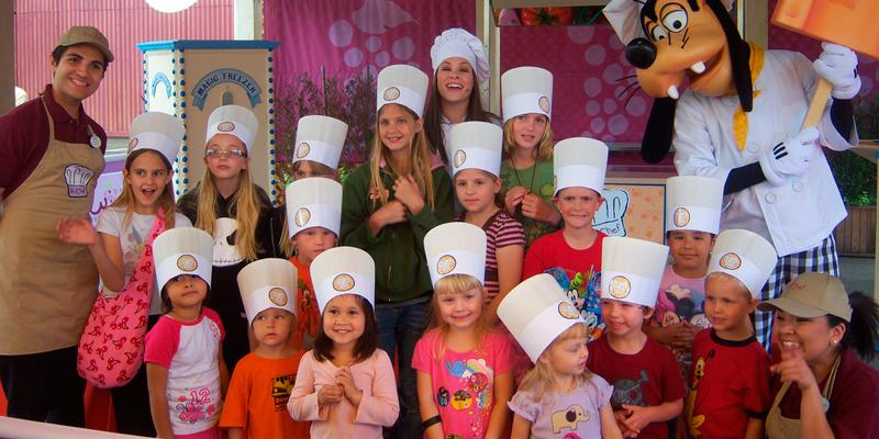 Feste per bambini a Roma in cucina con Masterchef junior