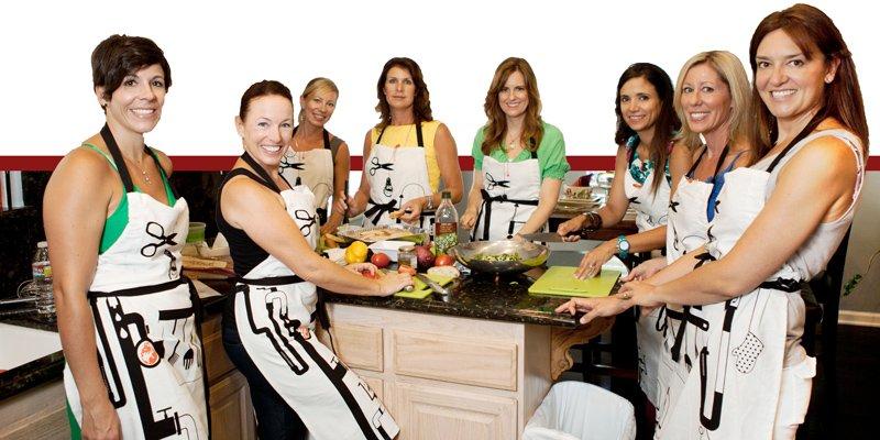 Cooking Party per Festa di Laurea a Roma