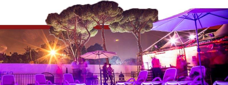 Locali per Addio al Nubilato a Roma