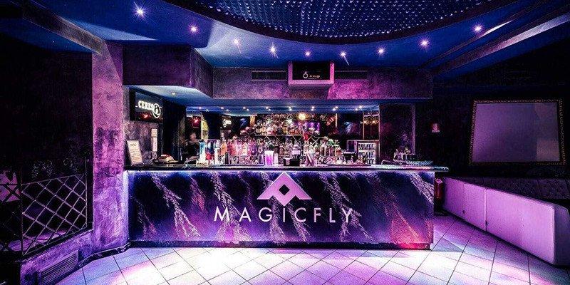 Magic Fly bar sala 2