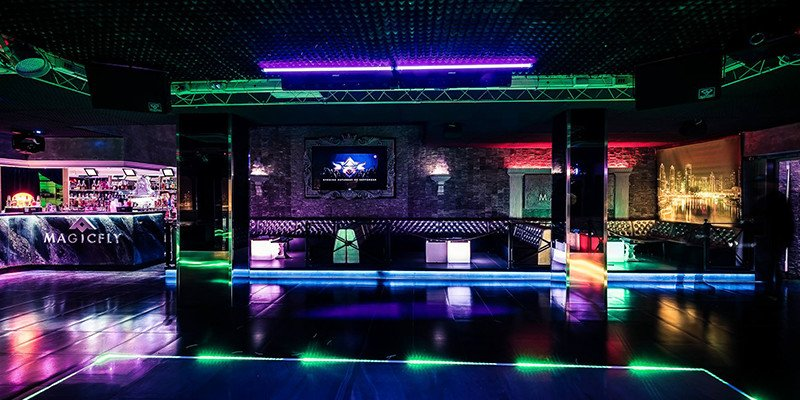 Magic Fly discoteca per feste compleanni