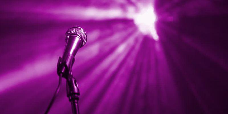 Vocalist Speaker Presentatore feste 18 anni roma