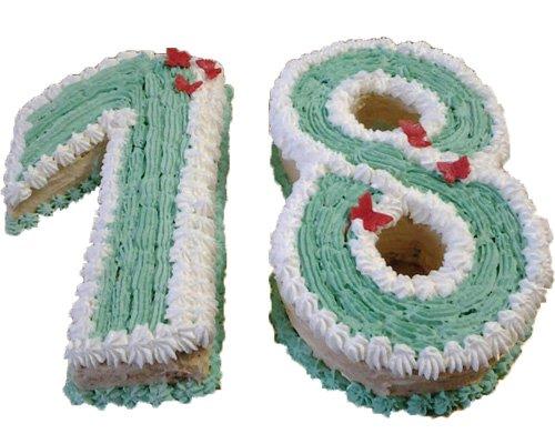 torte per i 18 anni