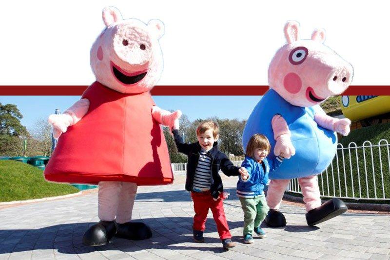 ANIMAZIONE PEPPA PIG