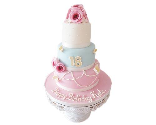 torte compleanno 18 anni