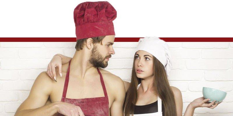 Festa 60 anni con Sexy Cuoca Sexy Cuoco