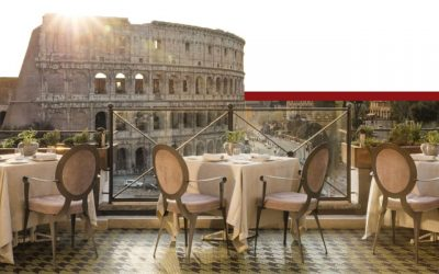 Royal Art Cafè: cena romantica al Colosseo