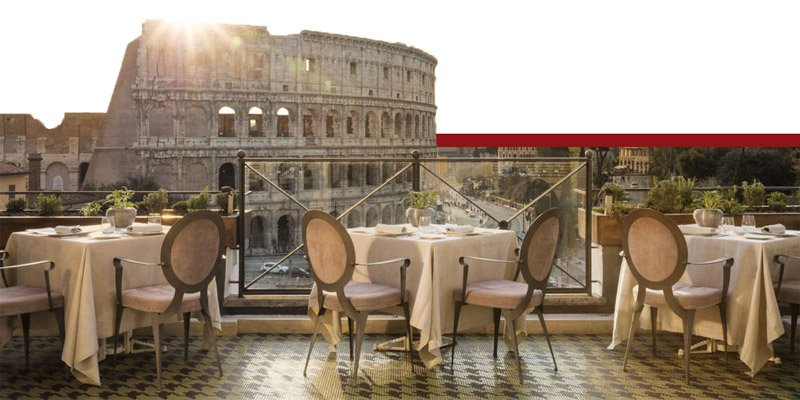 Royal Art Cafè: la tua festa con vista sul Colosseo