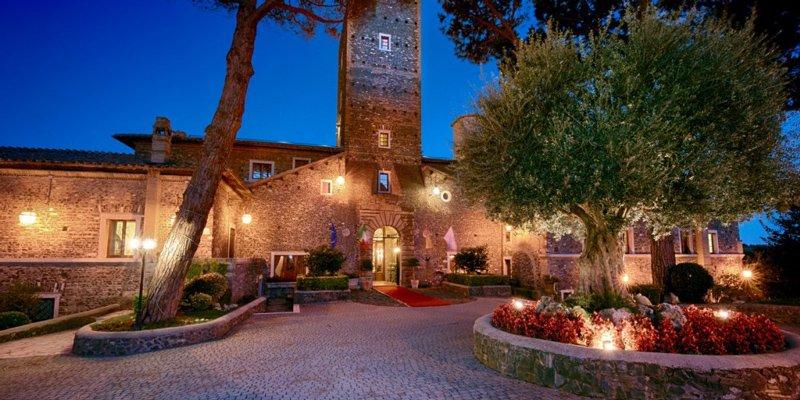 Serata Romantica in Castello