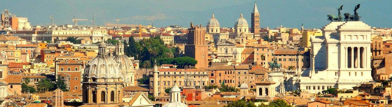 San Valentino in Terrazza Panoramica al Gianicolo | San Valentino a Roma