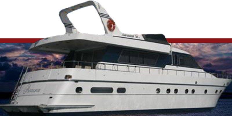Barche e Yacht per Feste