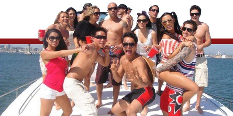 Feste in barca a Roma
