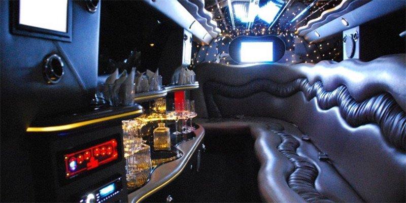 feste in limousine milano