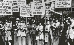 manifestazione festa delle donne