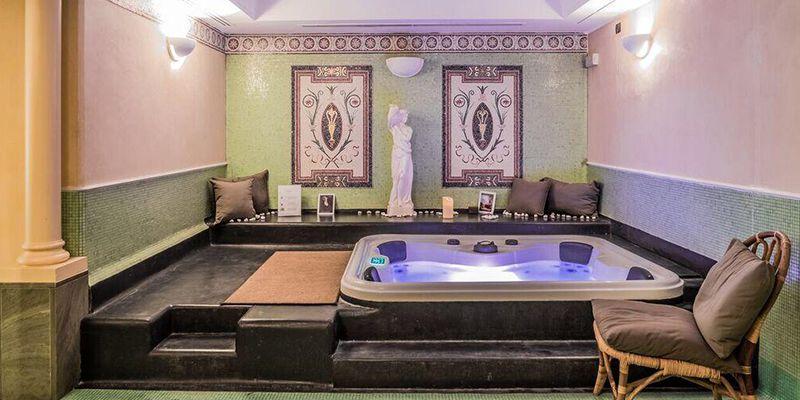 spa di coppia riservata roma