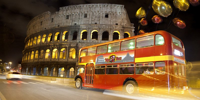 Party bus per feste ed eventi