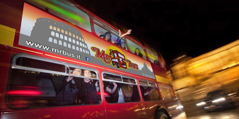 Feste sul bus inglese