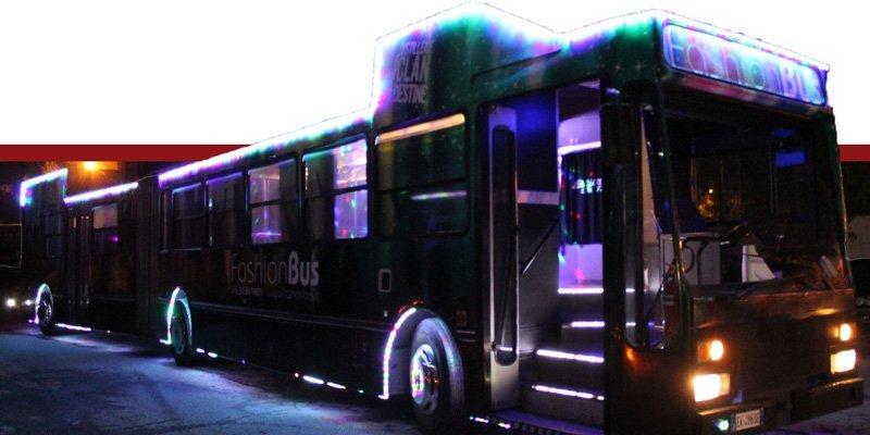 Feste di 60 anni in Bus a Napoli
