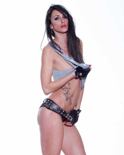 Veronika stripgirl Roma