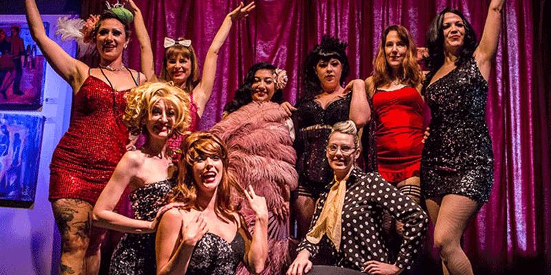 corsi burlesque roma