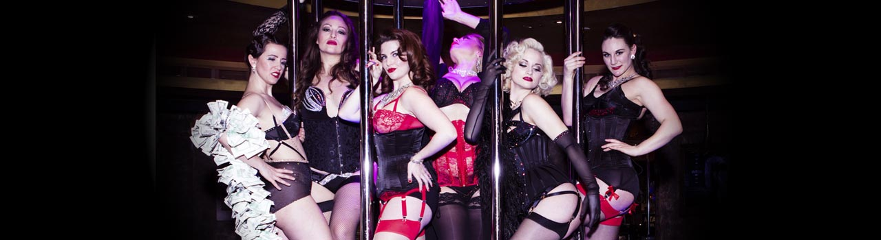 corso burlesque per addio al nubilato