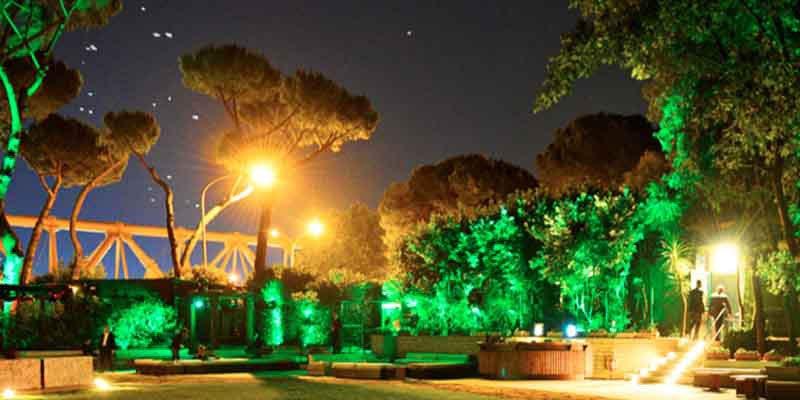 Eden discoteca a Roma