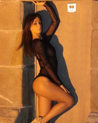 Nikita stripgirl Milano