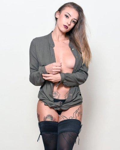Poison Valentina spogliarellista Lombardia