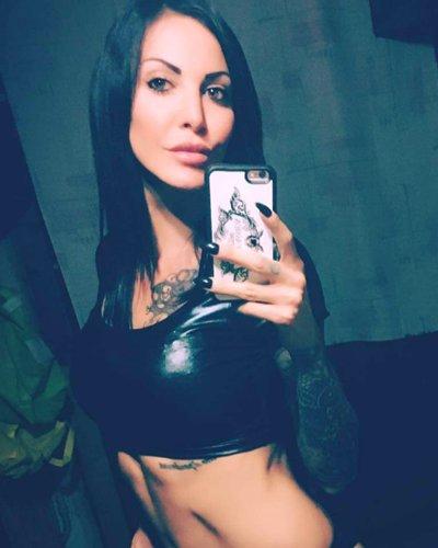 Regina Stripgirl Milano