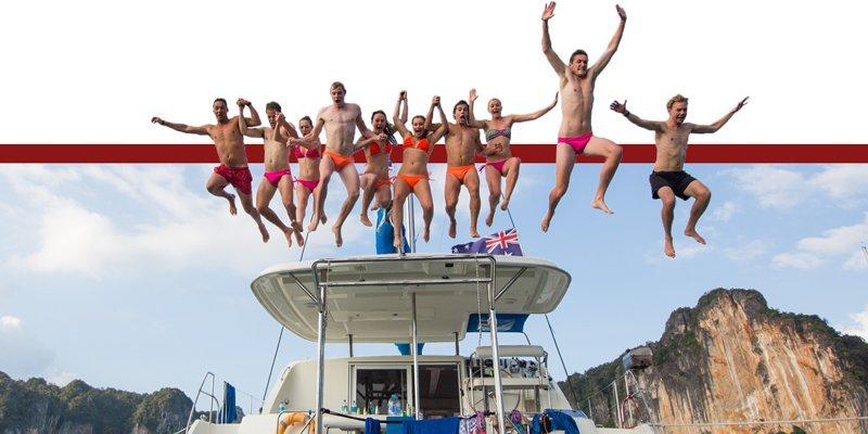 Feste in Barca a Napoli