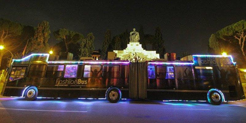 Fashion bus campania