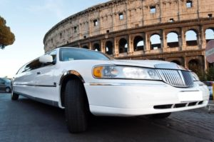 Lincoln Limousine Wave White