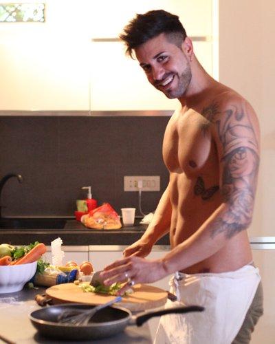 Sexy Cuoco e Sexy Cameriere