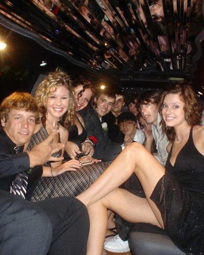 Feste 18 anni in Limousine
