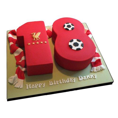 torta per festa 18 anni