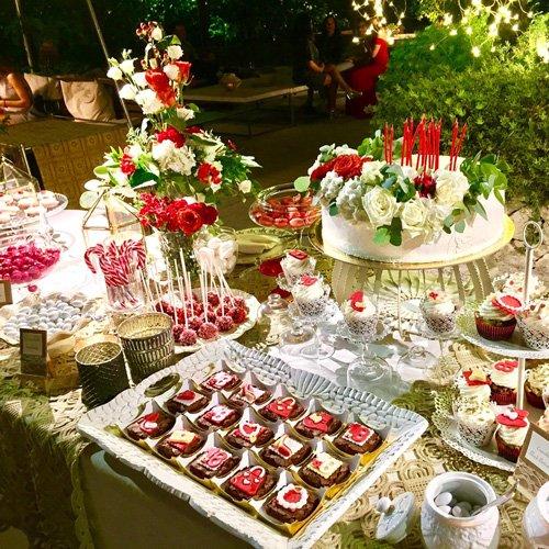 buffet per festa 18 anni