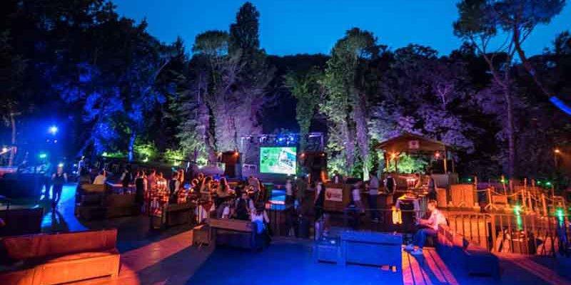 Eden location per feste 18 anni a Roma