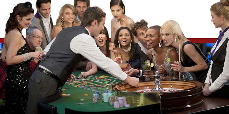 Festa a tema Casino'