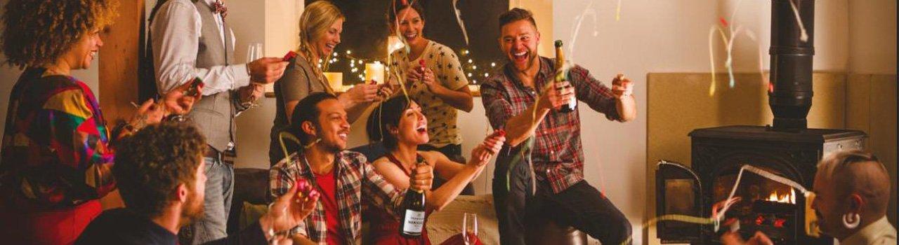 Affitto casa per feste