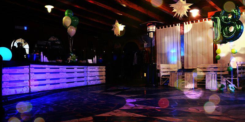 704 ristorante sala per feste 18 anni
