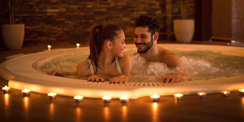 Spa Romantica per due